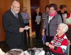 Jahreshauptversammlung 2016 des OV-Weimar