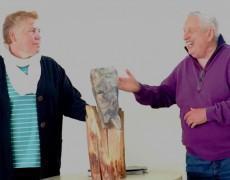 """AWO Projekt """"Kunst im Park"""" – Phantasie aus Holz und Stein"""