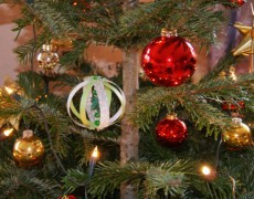 Seniorenweihnachtsfeier in Niederweimar