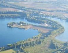 ein schöner Tag am Silbersee in Frielendorf