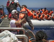 Seenotrettung im Mittelmeer – Jetzt helfen!