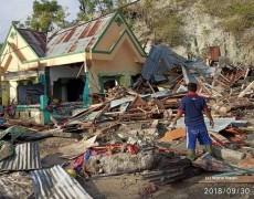 Schwere Erdbeben und Tsunami in Indonesien – AWO Kreisverband Marburg-Biedenkopf spendet 1.000,- Euro