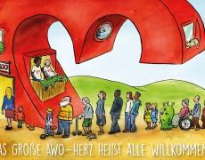 100 Jahre AWO – Jubiläumsveranstaltung am 11. Mai